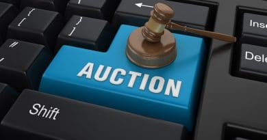 auction icon| How do online auctions work