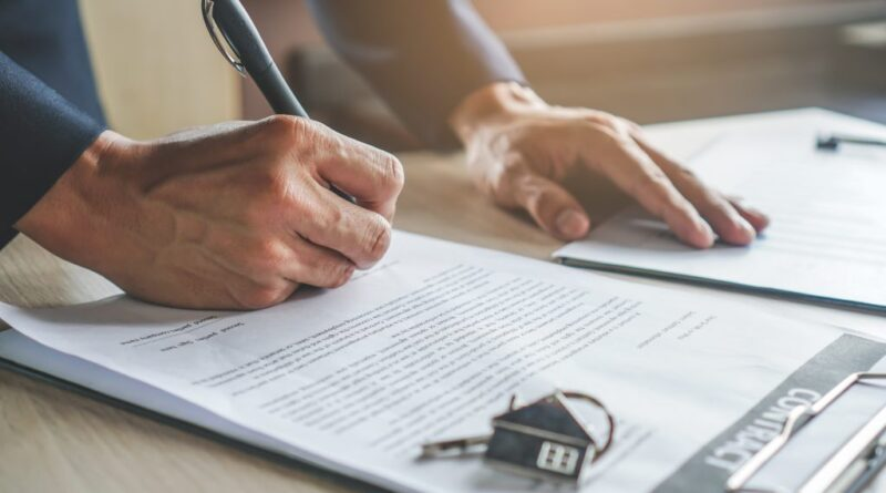 | The rights and obligations of landlord and tenant