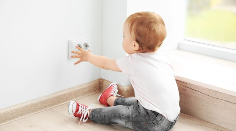 | Childproofing your home