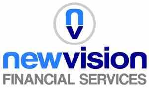 New Vision Financial Logo Verticalnbsp  Chris Brown Mortgage Broker and Real Estate Agent