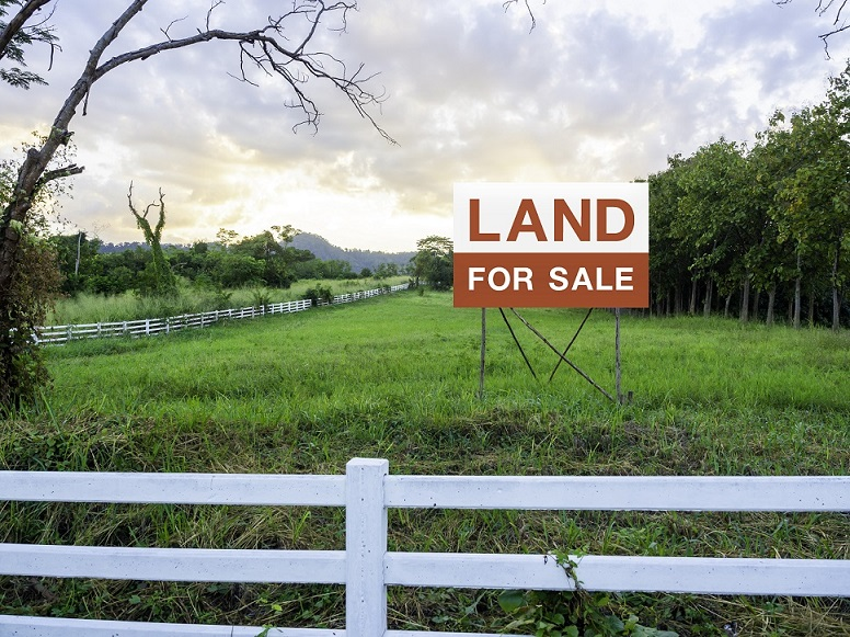 buying land what to consider
