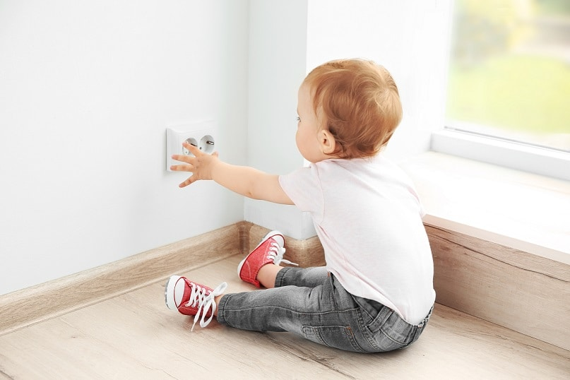 child proofing your home